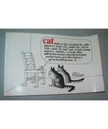 Cat by B. Kliban 1975 Paperback Cartoon Humor Pets - $14.84