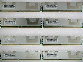 64GB KIT 8X8GB HP Hewlett Packard Compaq PC2-5300 DDR2 ECC FB DIMM RAM Memory