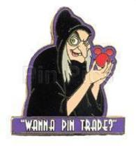 Disney  Villain Snow White Hag Wanna Trade  Pin/Pins - $39.99