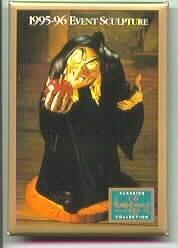Disney Villain WDCC Snow White Hag Event button pin/pins