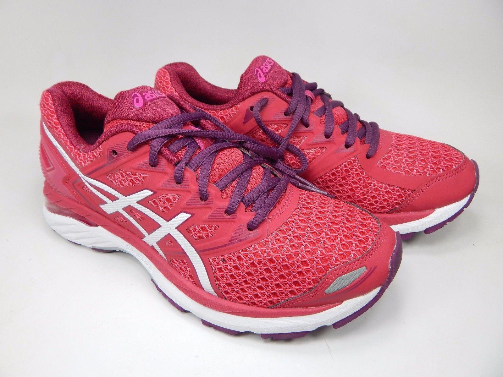 Asics GT 3000 v 5 Women's Running Shoes Size US 8 M (B) EU 39.5 Red White T755N