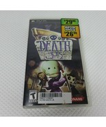 Death Jr Sony PSP 2005 Play Station Video Game - $27.69