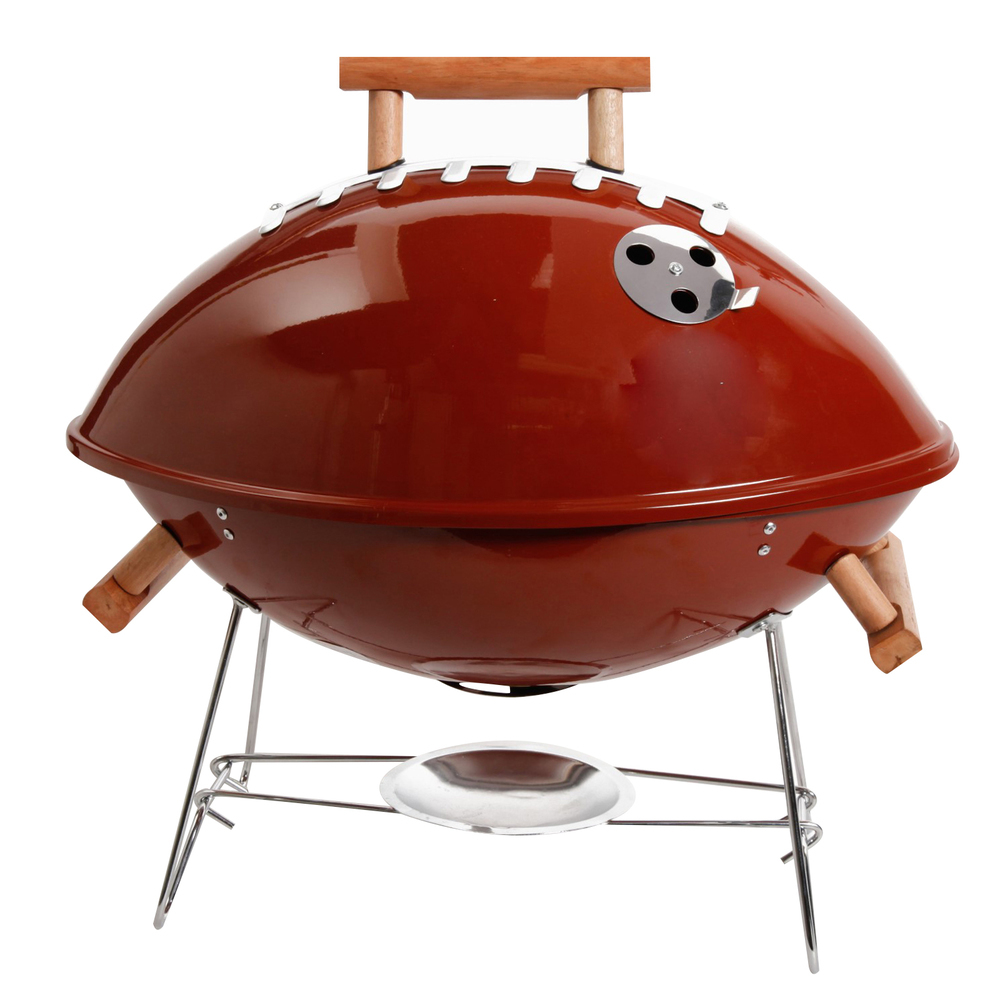 Gibson Home Football BBQ 18 Grill in Brown
