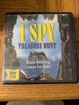 I Spy CD Rom Game