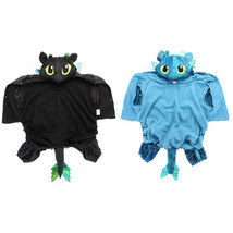 Halloween Party Pet Dog Cat Costumes Fly Dragon Cosplay Clothes Outfit 4... - $22.38