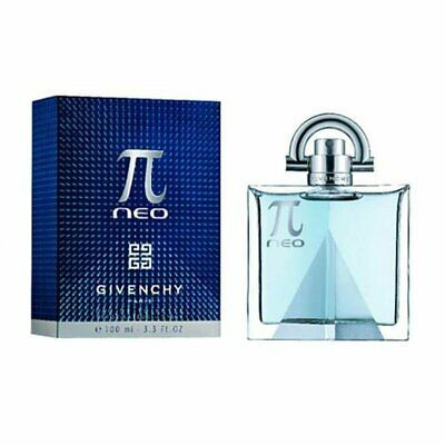 Primary image for GIVENCHY Pi Neo for Men Eau de Toilette Cologne Spray 3.3oz 100ml NIB