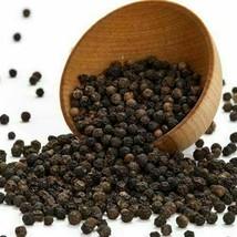 100g GROWN ORGANICALLY Premium PURE BLACK PEPPER PEPPERCORNS BLACK WHOLE... - $9.88