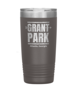 Grant Park Double Wall Vacuum Insulated Stainless Steel Tumbler 20 OZ En... - $34.99