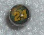 Number 24 Tongue Ring 14 Guage Bonanza