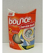 Bounce Dryer Fabric Softener Bar Outdoor Fresh with Holder New (k) - $44.54