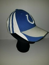 Men's Indianapolis Colts Reebok Embroidered Nfl Hat, One Size Stretch Fit - £15.09 GBP