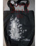 Edward Kicking Leaves Twilight New Moon Canvas Tote Bag - $8.49