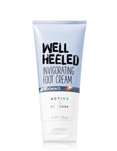 Bath & Body Works Eucalyptus Well Heeled 6.0 Ounces Invigorating Foot Cream - $15.63
