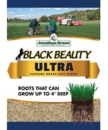 Jonathan Green 10322 Black Beauty Ultra Supreme Grass Seed Blend 7 Lb, 2... - $42.36
