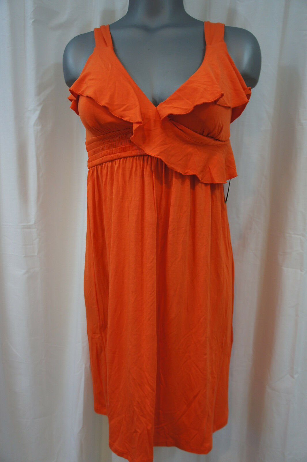Nataci n cubierta kenneth cole reacci n talla s mandarina naranja ropa de verano swimwear - Mandarina home online ...