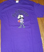 New Natty Boh Baltimore Bohtimore Purple T Shirt Baltimore Raven - $19.99