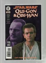 Star Wars: Qui-Gon & Obi-Wan #2 - Dark Horse Comics - Lucas Books - Wind... - $4.89