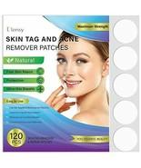 120 PCS Skin Tag & Acne Remover Patches Advanced Hydrocolloid Acne Pimpl... - $27.05