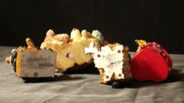Bear Figurines AA20-2118  Collectible ( 4 pieces ) image 3