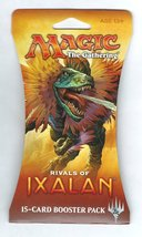 Magic The Gathering MTG 1x Rivals of Ixalan Booster Pack Retail Packaging - $9.50