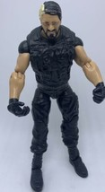 WWE Wrestling Action Figure Seth Rollins 2011 - $4.99
