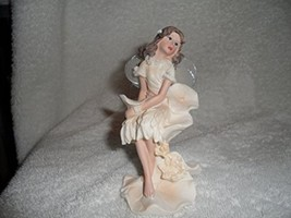 Fairy Figurine By Magic Garden Collection (Brown Hair) - €11,03 EUR
