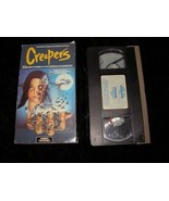 VHS Movie Video Cassette Creepers Dario Argento Jennifer Connelly Donald... - $25.00