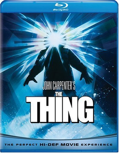 The Thing [Blu-ray] (1982)