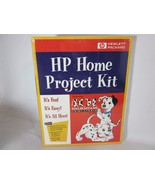 HP Home Project Kit with CD Disney 101 Dalmatians NEW SEALED - $9.89