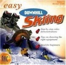 Easy Downhill Skiing [CD-ROM] Windows / Windows XP / Windows Vista - $5.78