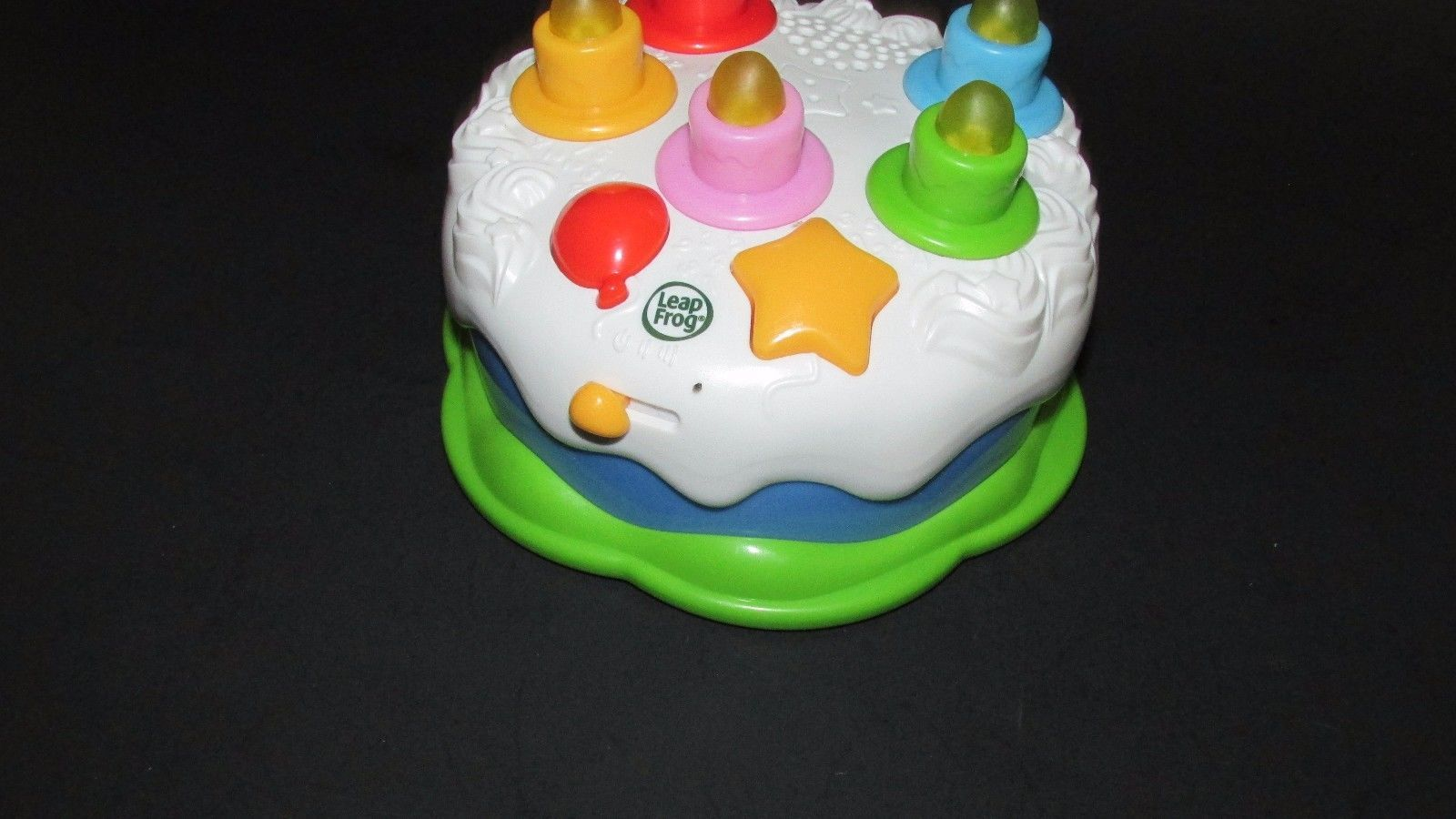Leapfrog Birthday Cake Counting Blow Out And Similar Items
