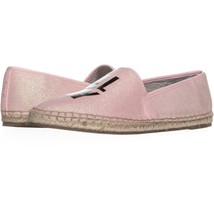 Circus by Sam Edelman Leni8 Espadrille Slip On Flats 991, Rose All day, 8 US / - $27.06