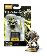 Mega Construx HALO Arbiter Pro Builders #GFT40 22 Pcs Mint on Card - $16.88