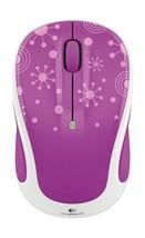 Logitech - M325c Wireless Optical Mouse - Purple Fireworks - $335,69 MXN