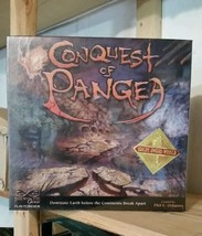Conquest of Pangea BOARD GAME FACTORY SEALED ages 12 +