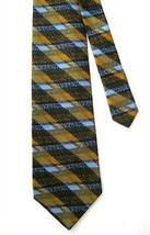 Jhane Barnes 100% Silk Tie - Geometric Design - $18.00