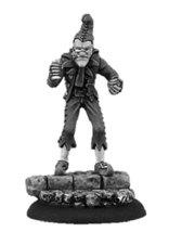 28mm Discworld Miniatures: Discworld Elf Albert (1)