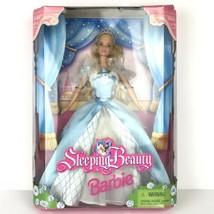 1998 Sleeping Beauty Barbie Doll By Mattel 26895 - $20.51