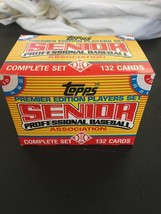 1989 Topps Senior Professional League Baseball Card Set D21 - $7.84