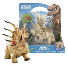 The Good Dinosaur Forrest Woodbush Large Figure New in Box - $21.88