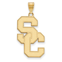 10ky University of Southern California XL Pendant - $290.00