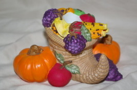 PartyLite Harvest Time Taper Holder RETIRED Party Lite - $9.99