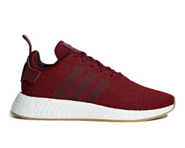 adidas Mens NMD_R2 Shoes Collegiate Burgundy/Maroon/Charcoal - $132.99 CAD