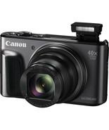 Canon PowerShot SX720 HS 20.3 MP Compact Digital Camera - 1080p - Black - $219.99