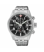 Citizen Men's Quartz Steel Casual Watch, Color: Silver-Toned  Model: AN3... - $127.71