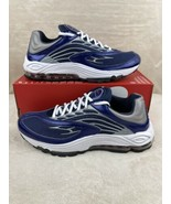 Nike Air Tuned Max Midnight Navy Dragon Red DH8623 400 sz 12 2021 New Wi... - $197.97