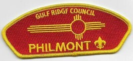 Gulf Ridge Council SA-48 Philmont (Error) - $19.80