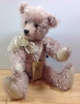 """Hampton Bears Mohair Antique Style ELWYN 19"""" Australian Artist Lynda Wil... - $233.75"""