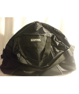 Large Black Mopar Nylon Storage Sports Bag  Adjustable Shoulder Strap & ... - $49.99