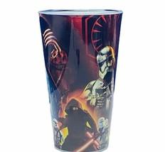 Star Wars drinking glass mug cup Kylo Ren stormtrooper disney sith first... - $16.35